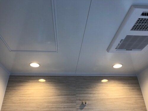 トクラス 浴室 ダウンライト