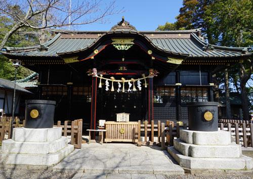 玉前神社 本殿