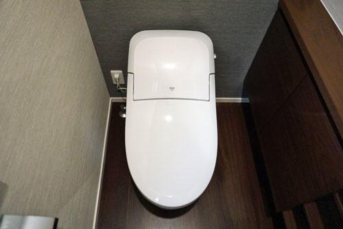 1階トイレ 住友林業 TOTO