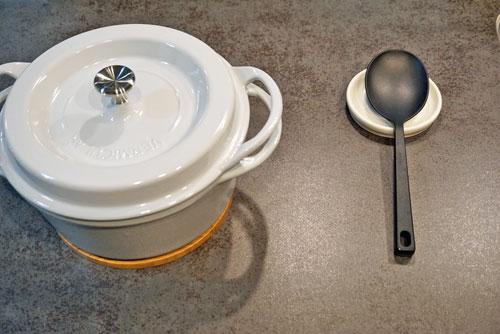 バーミキュラ 無印良品調理スプーン
