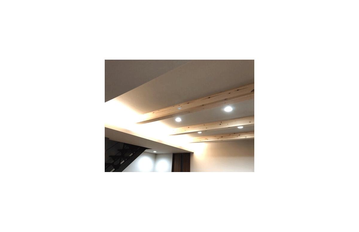 注文住宅の照明 ダウンライト