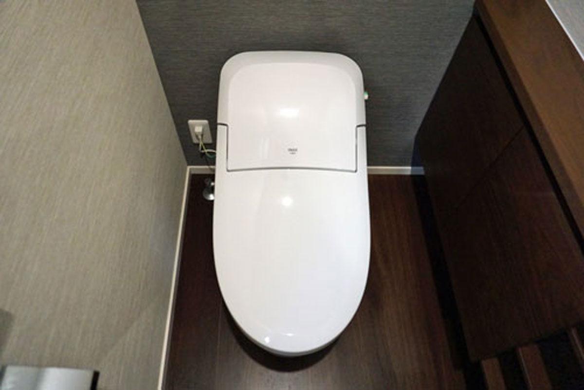 住友林業 トイレ